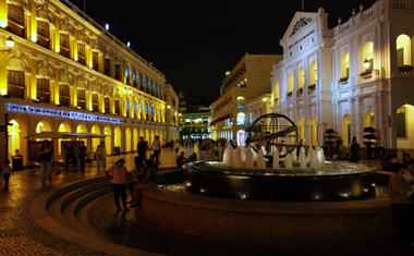 """Macau's First """"Wi-Fi Street"""" is Coming. If You Go to Macau, You Don't Have to Worry About No Traffic"""